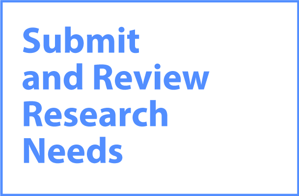 Submit research needs