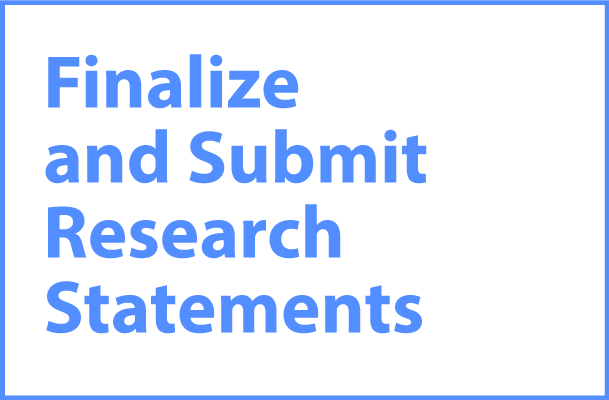 finalize statements